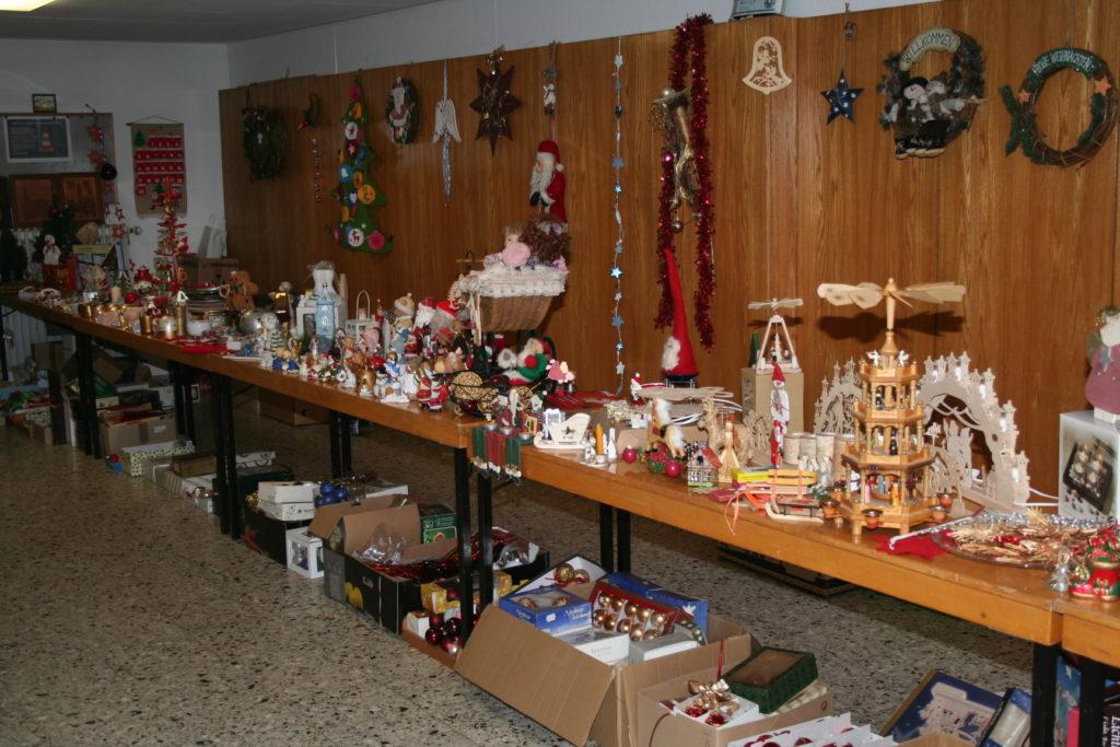 Weihnachtsflohmarkt
